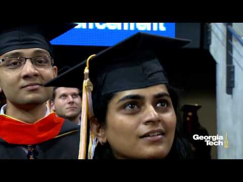 Doctoral and Master's Ceremony - Fall 2015