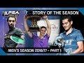 Squash: Story of the Season - 2016/17 Men's Pt. 1