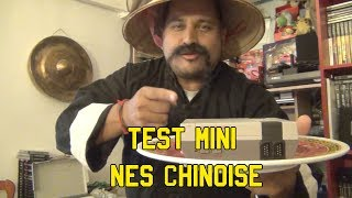 La Mini NES Chinoise 500 jeux !!!