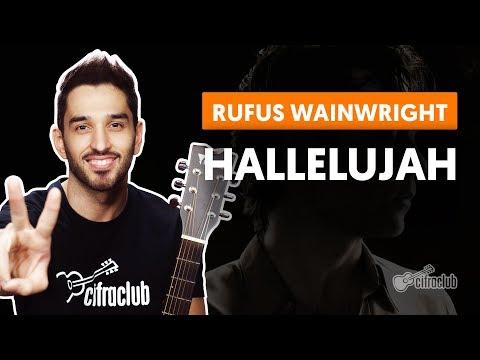 HALLELUJAH - Rufus Wainwright  simplificada  Como tocar no violão