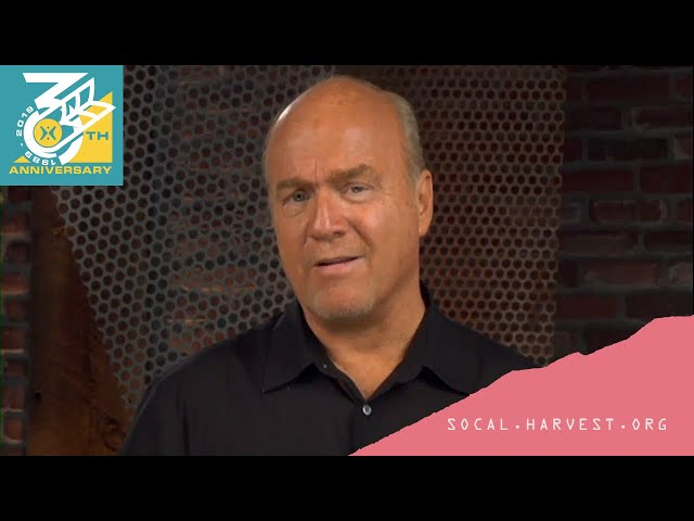 How To Have a New Beginning with Greg Laurie (Classic Crusades)