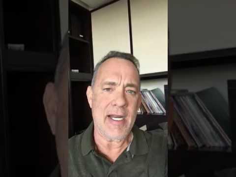 Tom Hanks supports COAF