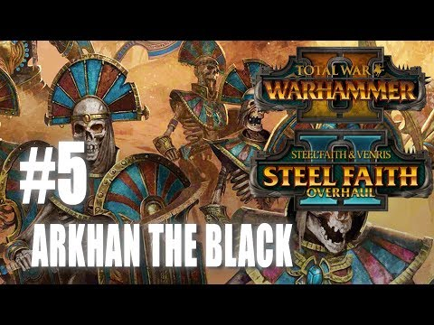 Total War: Warhammer II - SFO II - Arkhan the Black campaign #5