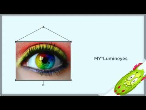 Baixar MYLumineyes eye color change laser - Download MYLumineyes eye