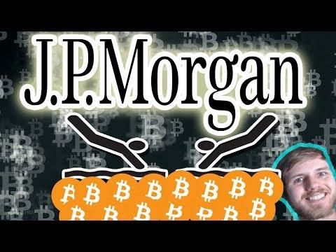 JP Morgan Dives into Bitcoin (BTC) - Coindesk Cryptocurrency Consensus