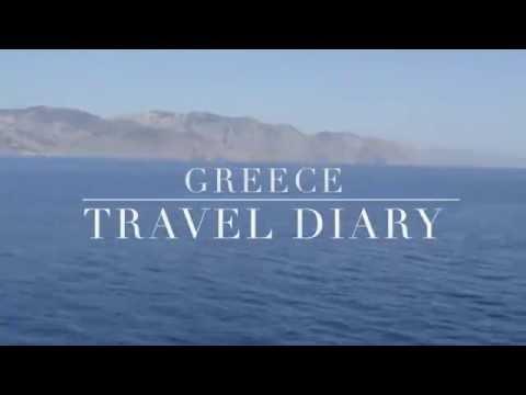 GREECE | Travel Diary