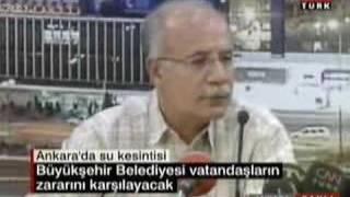 Ankara'da Su Kesintisi - CNNTürk Bölüm3