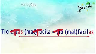 FACILA adjetivo em Esperanto