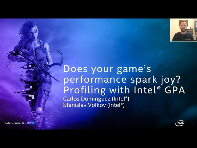 Does your Game's Performance Spark Joy? | GDC 2020