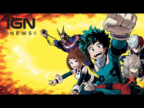My Hero Academia Greenlit for Season 3 - IGN News