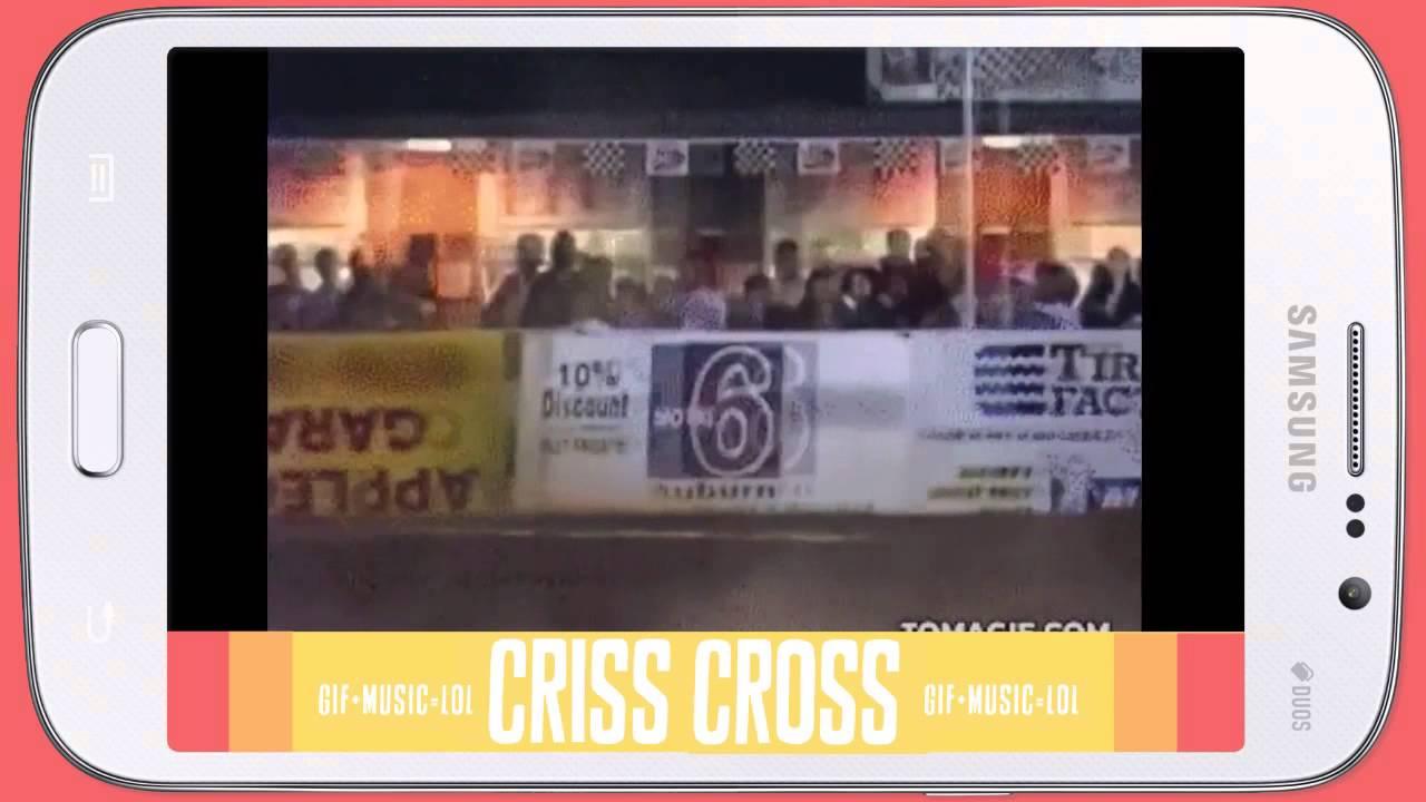 Criss Cross App