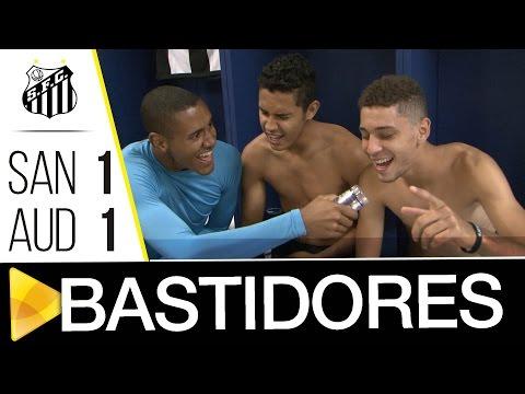 Santos 1 x 1 Audax | BASTIDORES | Copa SP (08/01/17)