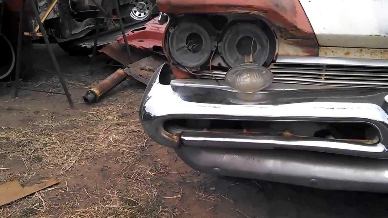 1956 desoto firedome seville 4 door hardtop 1 of 10 - 1959 Desoto Fireflite Sportsman 4door Hardtop