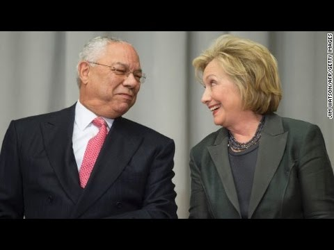 Colin Powell Endorses Hillary Clinton For President