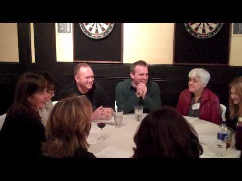 Roundtable Predating at Singles Dating Convention - 2011