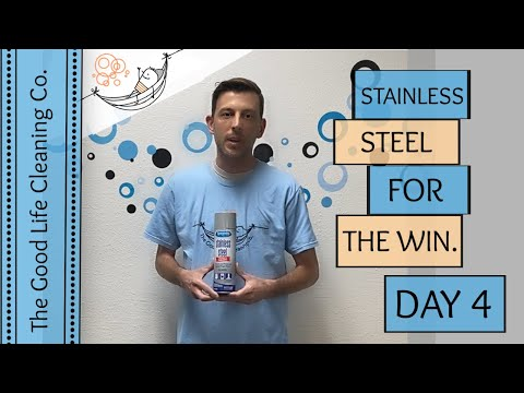 DAY 4 - Stainless Steel is Challenging NO MO'. Make it Flawless