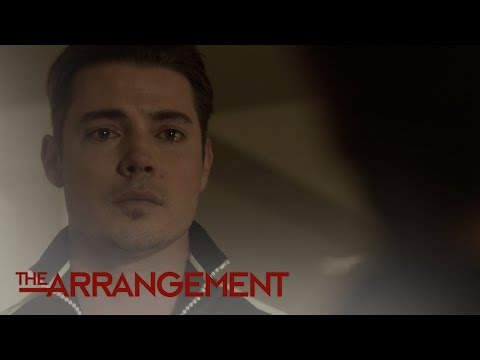 Kyle West Is Shocked to See Aaron in a Wheelchair | The Arrangement | E!