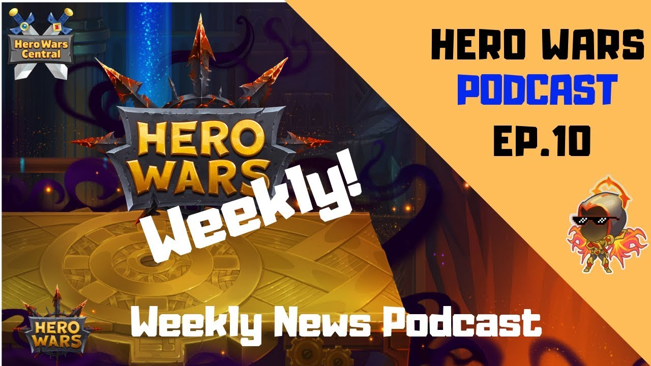 Hero Wars | HeroWarsWeekly! Ep 10 Part1