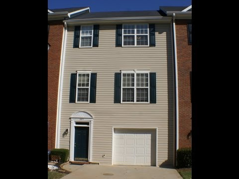 Town Home For Rent, Norcross, Geoergia