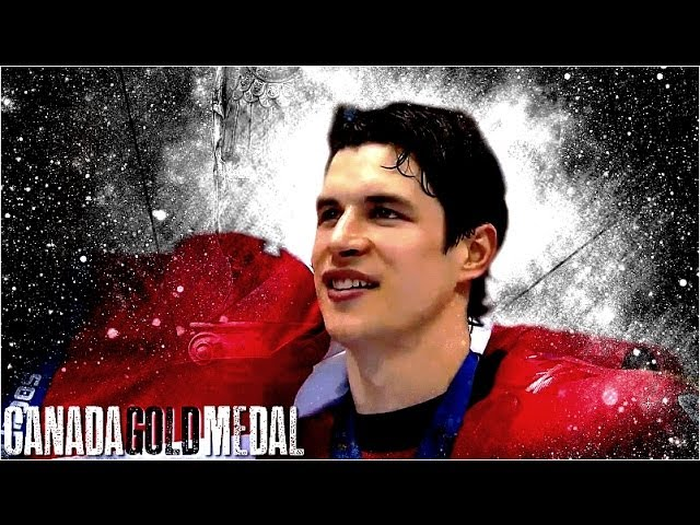 2014 Olympics Hockey: Canada Gold Medal [HD]