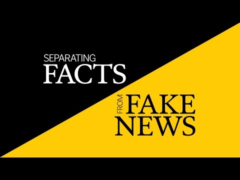Separating Facts From Fake News