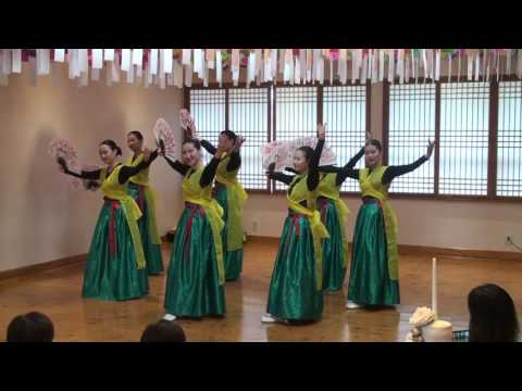 Korean Traditional Dance - Hanmaum Toronto