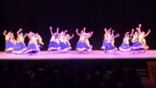 2012 Western Canada Raas Garba Competition - Gujjus in Paris
