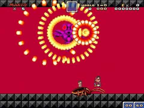 APRIL FOOLS 2009 - Mushroom Kingdom Fusion: Deathshroom Kingdom + Isle of Mystery Boss Battle