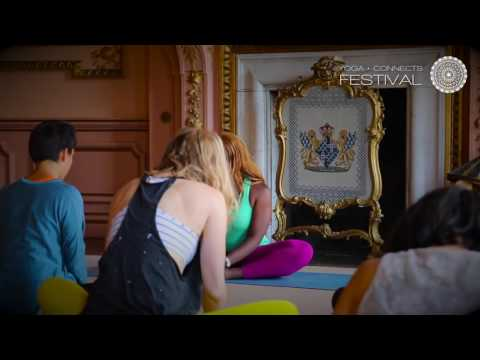 Yoga • Connects Festival 2016: Road Trip (London Euston to Stanford Hall, Rugby).