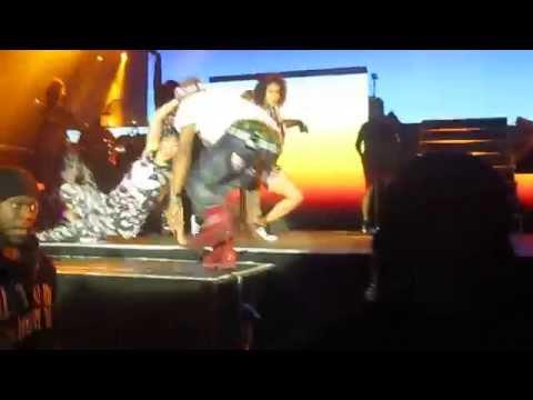 Pharrell Williams It Girl Live @ The O2 Arena London Dear Girl Tour 10/10/14