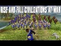 BUILDING THE PERSIAN EMPIRE - Rise and Fall Civilizations at War