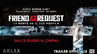 Friend request - La morte ha il tuo profilo - Trailer italiano ufficiale | HD thumbnail
