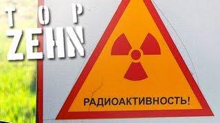 10 Fakten über Tschernobyl
