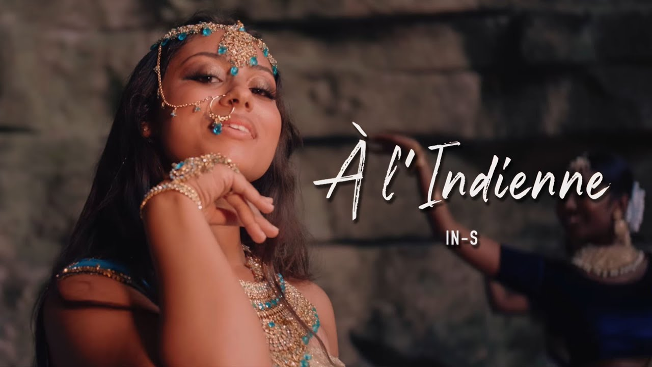 IN-S - A L'INDIENNE (Clip Officiel)