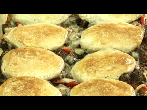 How to Cook a Venison Philly Casserole