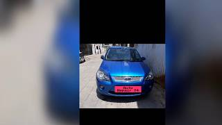 Accident Ford Fiesta Repair Images Before & After