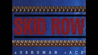 Skid Row Subhuman Race
