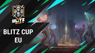 (RU) Blitz EU Cup 2020. Смотри игры лучших команд Европы!