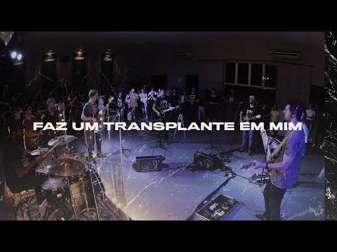 Faz Um Transplante Em Mim - Caio Torres E Arca Music