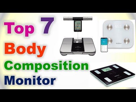 Top 7 Best Body Composition Monitor in India 2020 | Monitor BMI, Body Fat |Fat Analyzer Machine