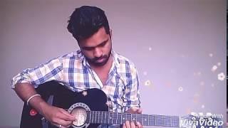 Humsafar song l Guitar Tab l cover l sourabh Shrivastava