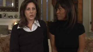 Tracy Nelson And Claudette Wells - Sqaure Pegs DVD Commentary (Part I)
