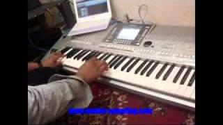cara menggunakan sampling keyboard (www.modulsampling.com)