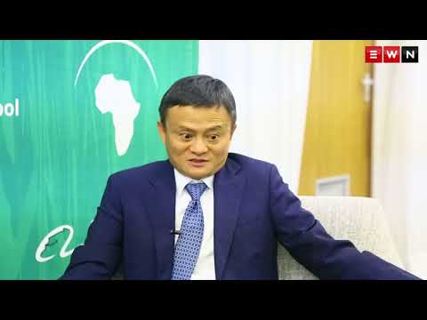 Jack Ma: Africa is the future