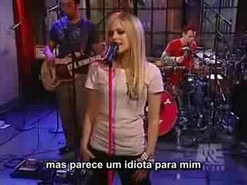 Avril Lavigne - Complicated - Tradução