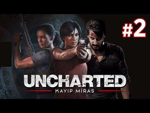 EVE DÖNÜŞ !   Uncharted : The Lost Legacy Türkçe Bölüm 2