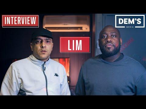 Youtube: LIM sans langue de bois: Son avis sur le rap game et la nouvelle génération, Ses futurs projets- Itw