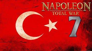 Napoleon Total War - Imperium Osmańskie #7 (Gameplay PL Zagrajmy)