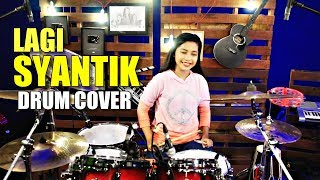 Video Siti Badriah - Lagi Syantik DRUM COVER by Nur Amira Syahira download MP3, 3GP, MP4, WEBM, AVI, FLV Juli 2018