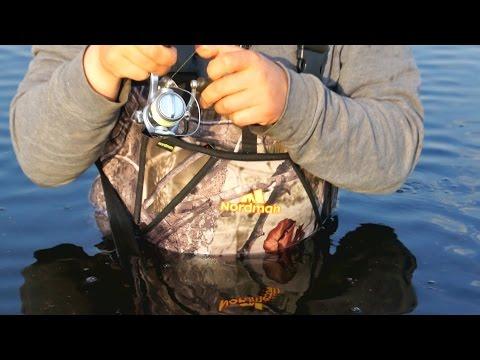 Неопреновые вейдерсы для рыбалки